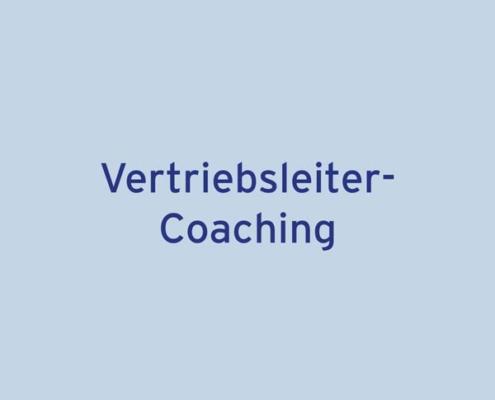 Vertriebsleiter-Coaching